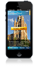 Marquette iPhone tour app